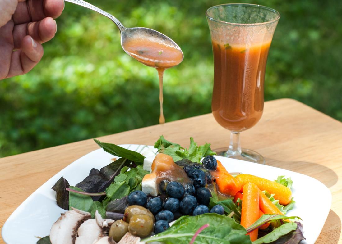 Baby Food Vinaigrette